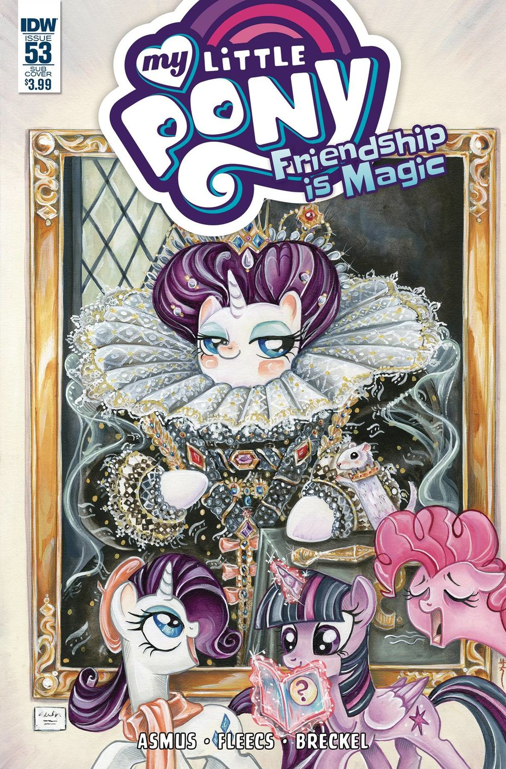 MY LITTLE PONY FRIENDSHIP IS MAGIC 53 SUBSCRIPTION VAR.jpg