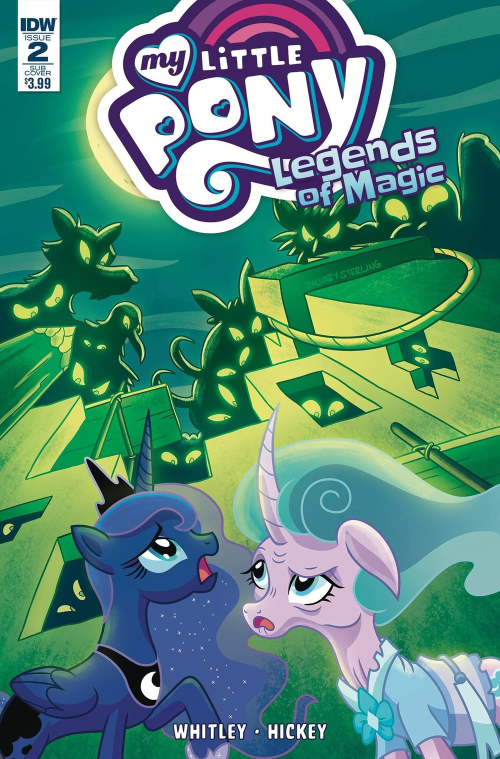 MY LITTLE PONY LEGENDS OF MAGIC 2 SUBSCRIPTION VAR.jpg