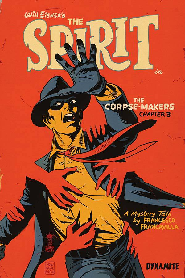 WILL EISNER SPIRIT CORPSE MAKERS 3 of 5 CVR A FRANCAVILLA.jpg