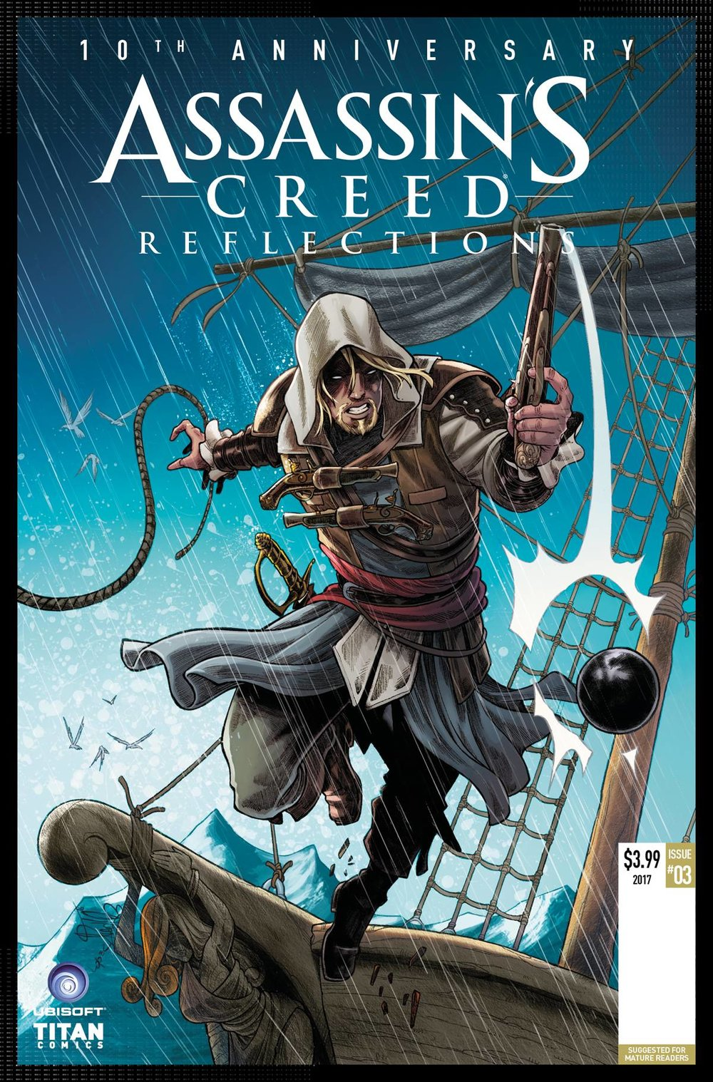 ASSASSINS CREED REFLECTIONS 3 of 4 CVR B ARRANZ.jpg