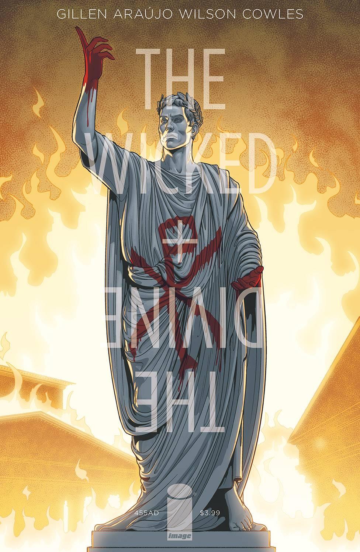 WICKED & DIVINE 455 AD 1 (ONE-SHOT) CVR A MCKELVIE & WILSON.jpg