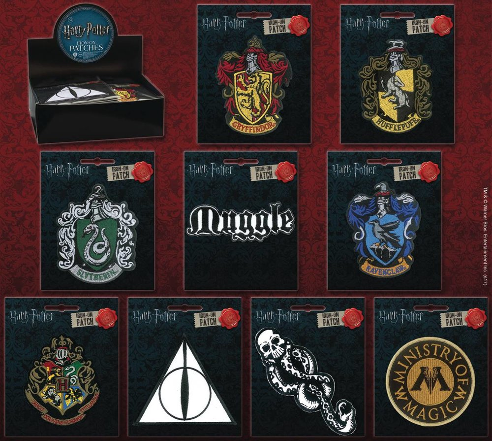 HARRY POTTER IRON ON PATCH 30PC ASST.jpg