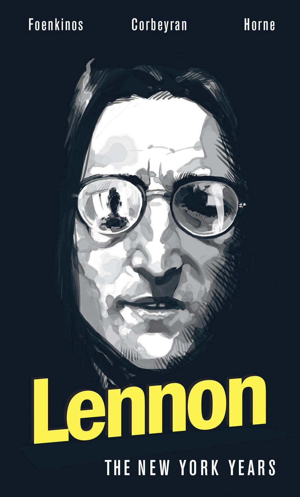 LENNON THE NEW YORK YEARS HC.jpg