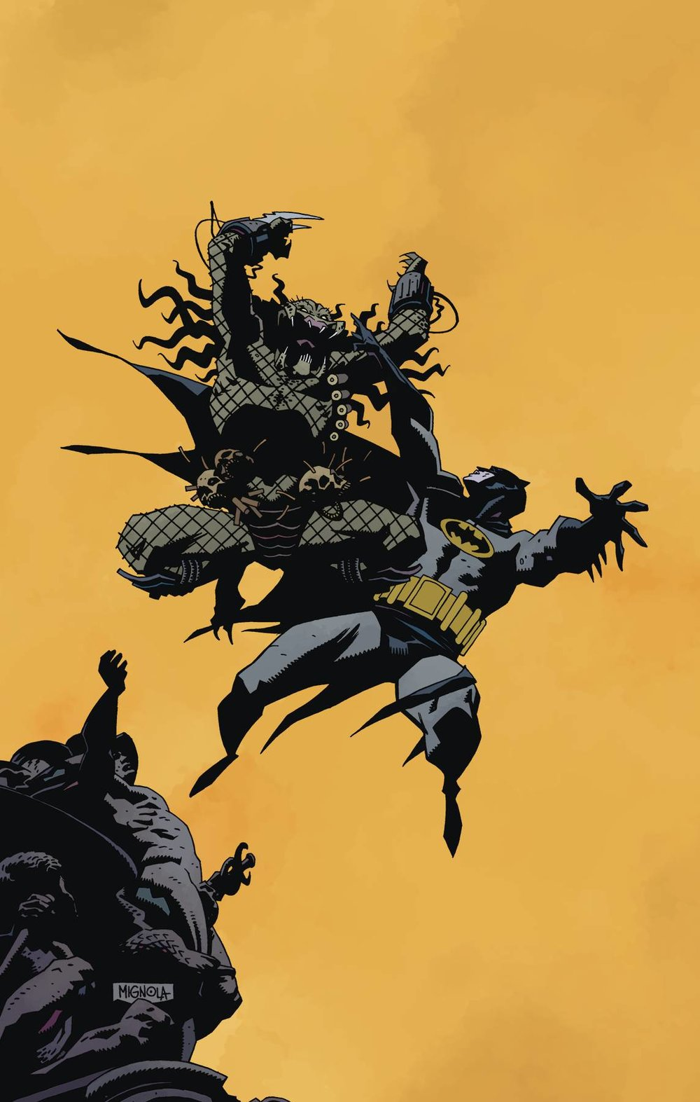 DC COMICS DARK HORSE BATMAN VS PREDATOR TP.jpg