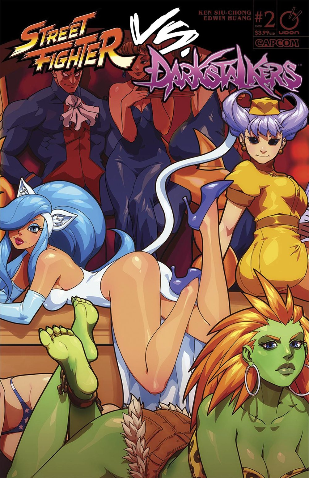 STREET FIGHTER VS DARKSTALKERS 2 of 8 CVR B PORTER.jpg