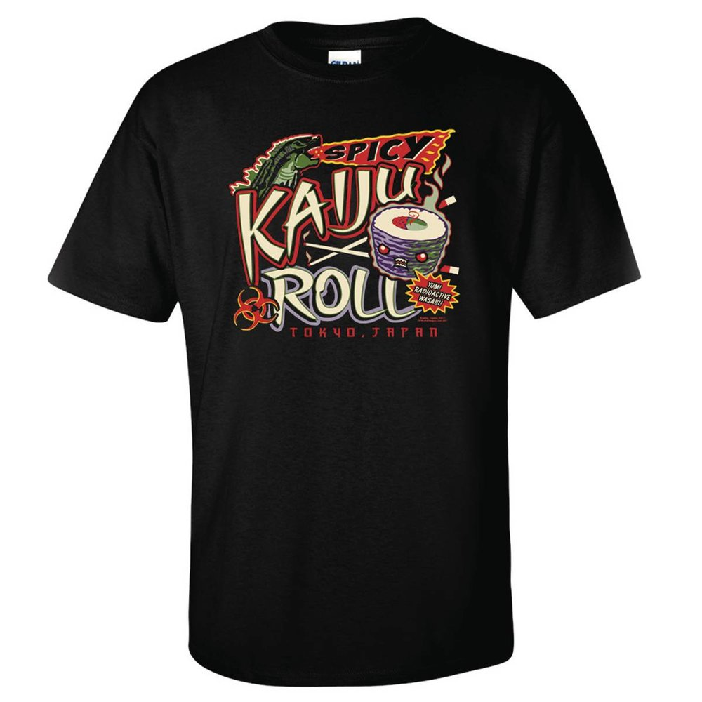 SPICY KAIJU ROLL BLACK T S LG.jpg