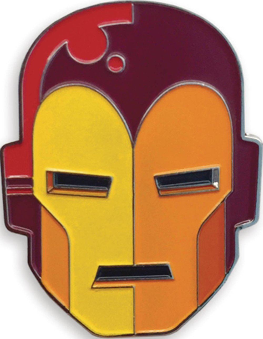 MONDO X MARVEL COMICS IRON MAN ENAMEL PIN.jpg