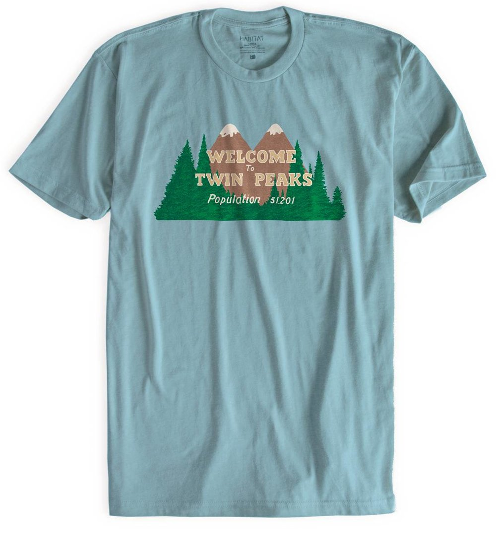 TWIN PEAKS WELCOME TO TWIN PEAKS LIGHT BLUE T S LG.jpg