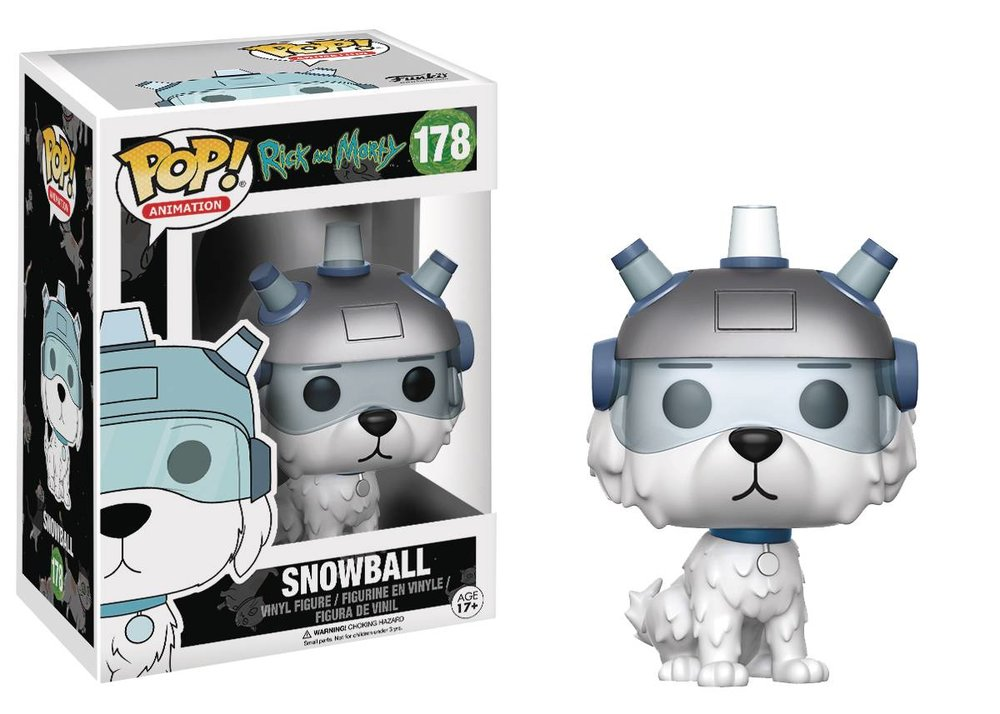 POP ANIMATION RICK & MORTY SNOWBALL VINYL FIG.jpg
