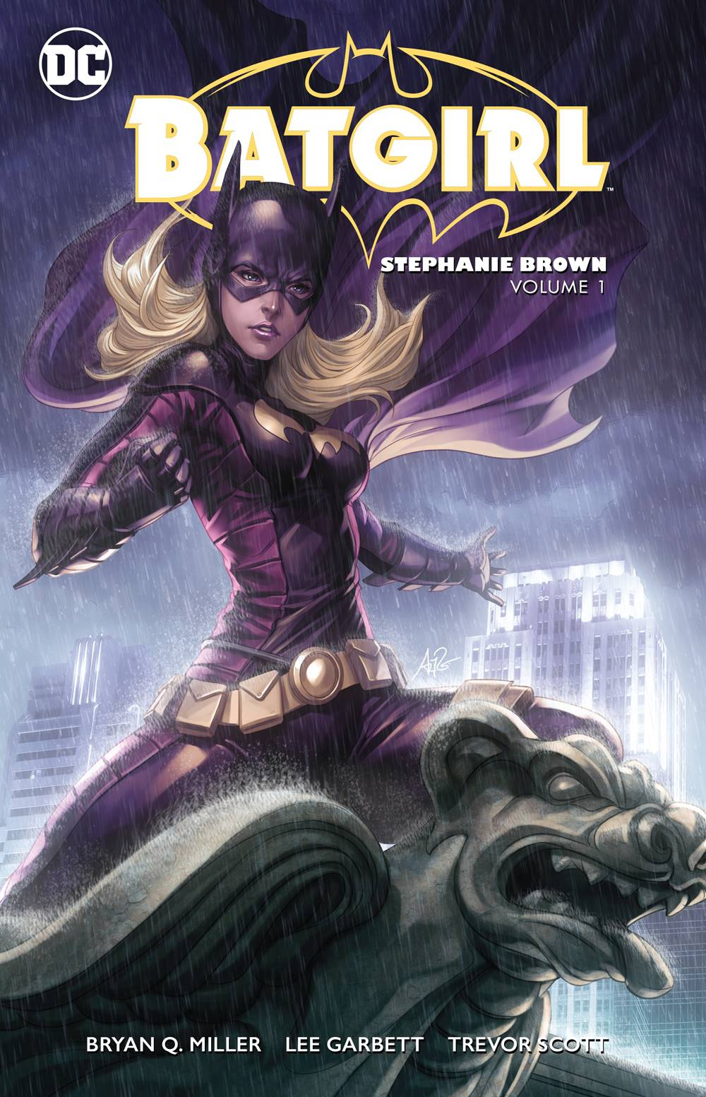 BATGIRL STEPHANIE BROWN TP 1.jpg