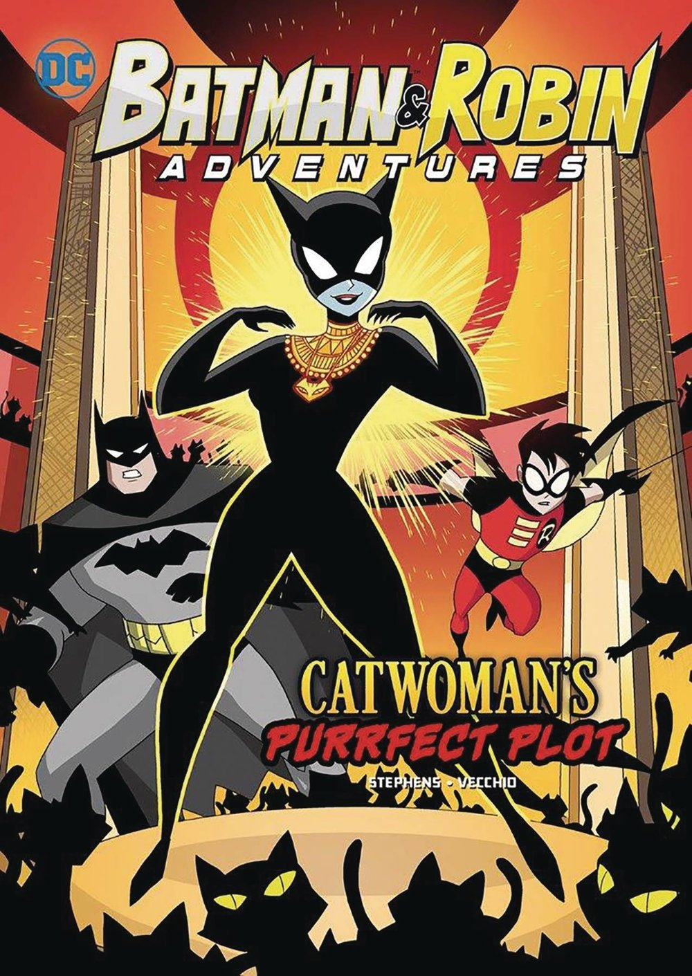 BATMAN & ROBIN ADV YR TP 6 CATWOMANS PURRFECT PLOT.jpg
