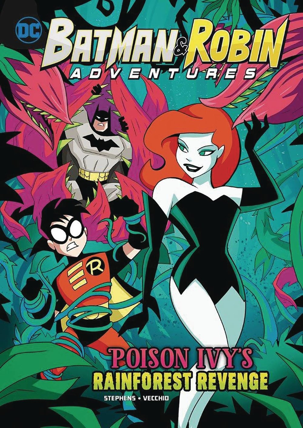 BATMAN & ROBIN ADV YR TP 8 POISON IVY` RAINFOREST REVENGE.jpg