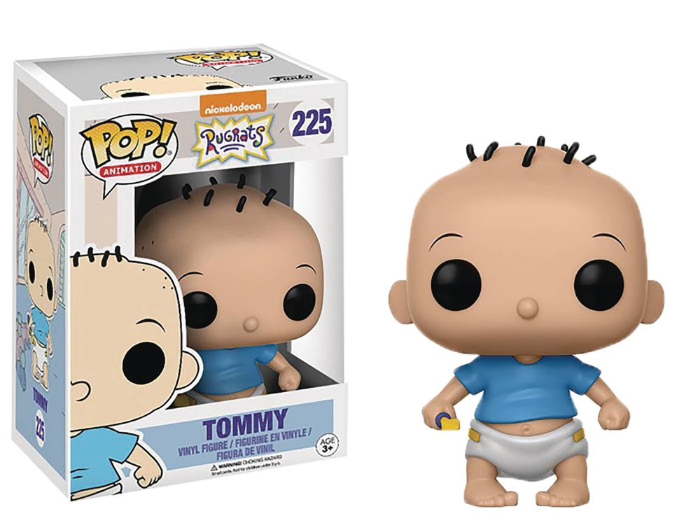 POP NICK TV RUGRATS TOMMY PICKLES VINYL FIG.jpg