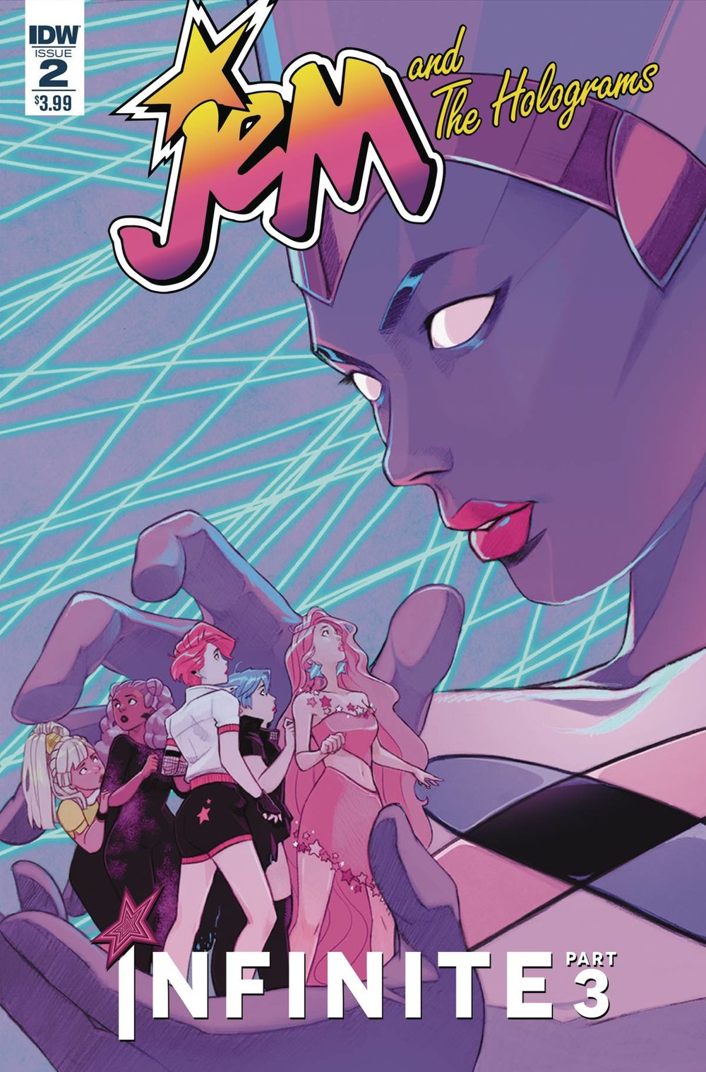 JEM & THE HOLOGRAMS INFINITE 2 of 3 CVR A LEE.jpg
