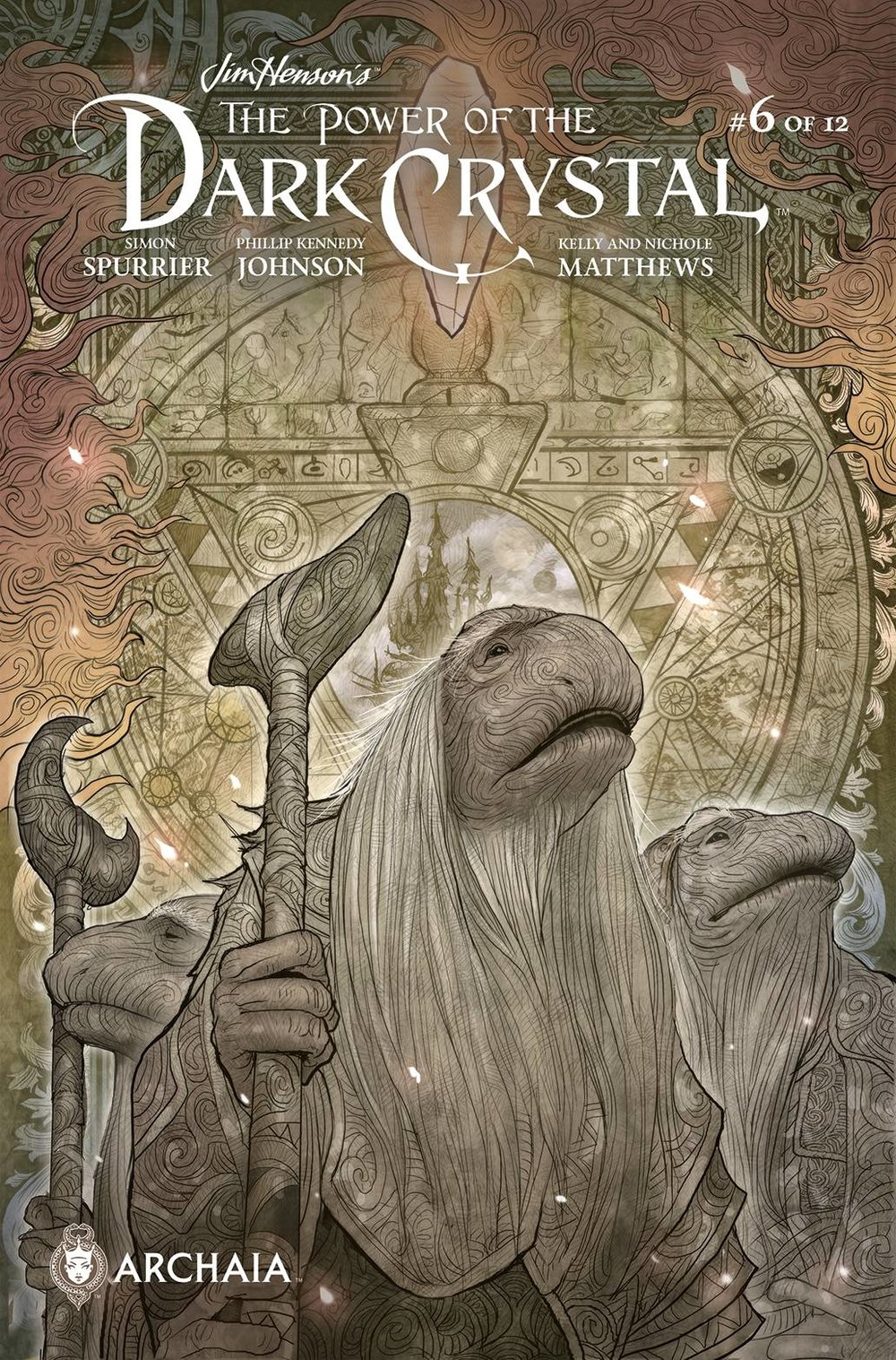 JIM HENSON POWER OF DARK CRYSTAL 6 of 12 SUBSCRIPTION TAKEDA VAR.jpg
