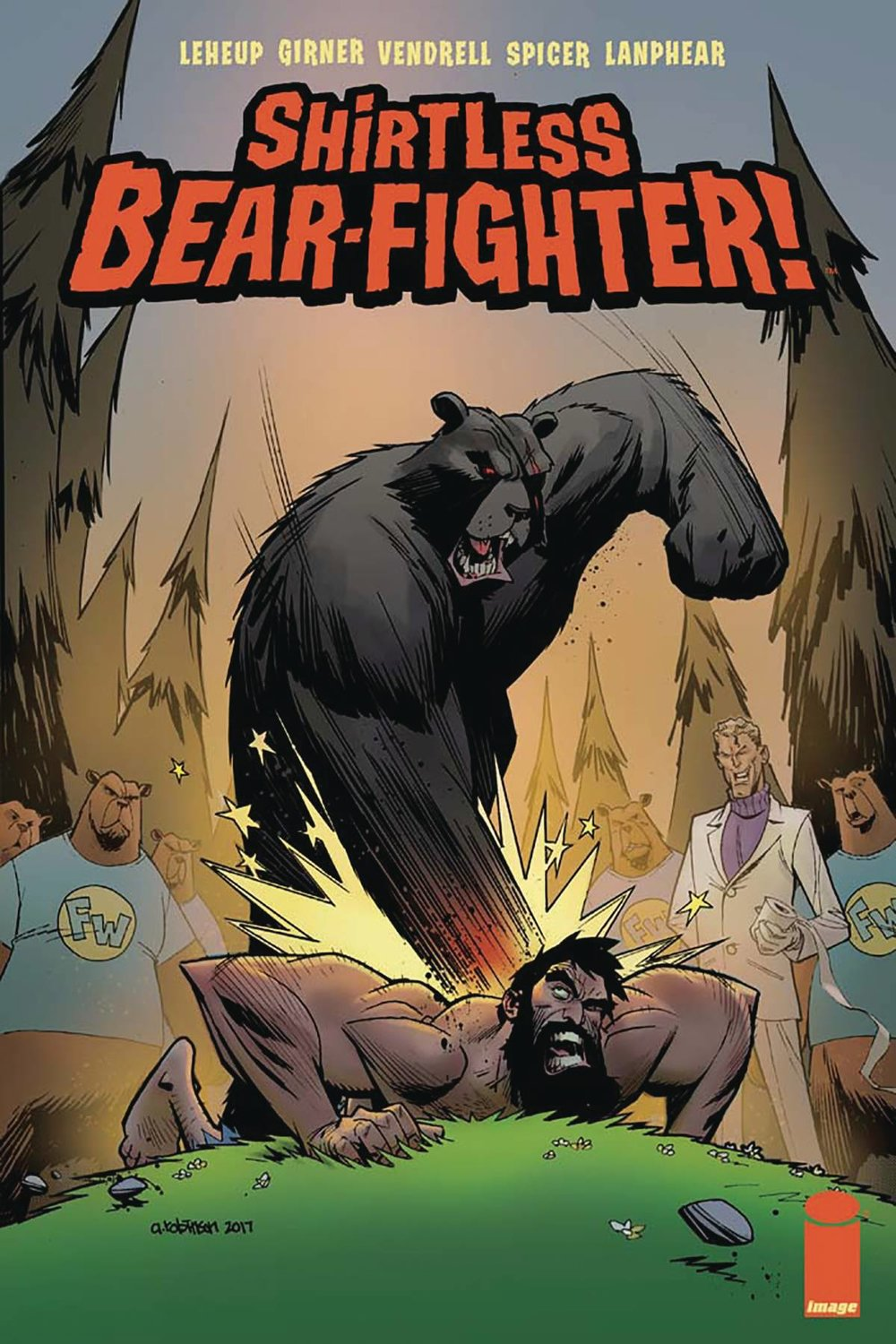 SHIRTLESS BEAR-FIGHTER 3 CVR A ROBINSON.jpg
