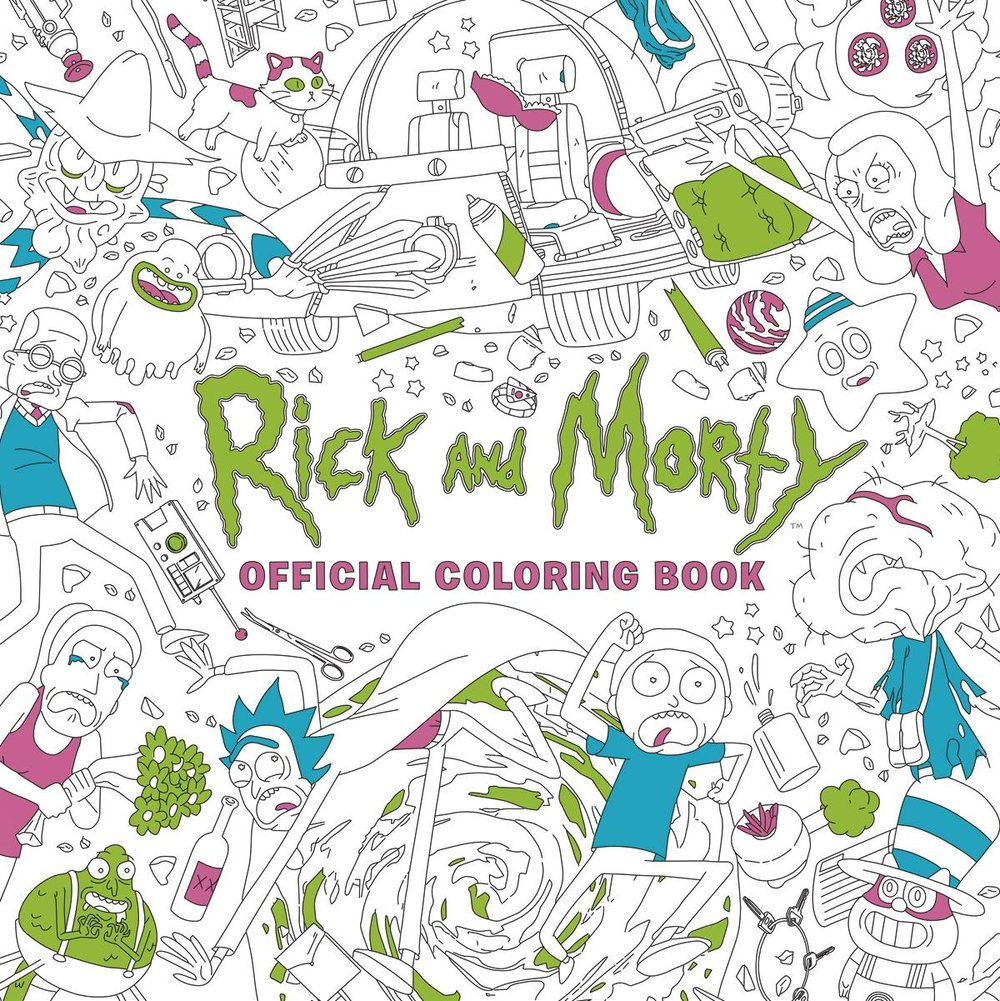 RICK AND MORTY OFFICIAL COLORING BOOK.jpg