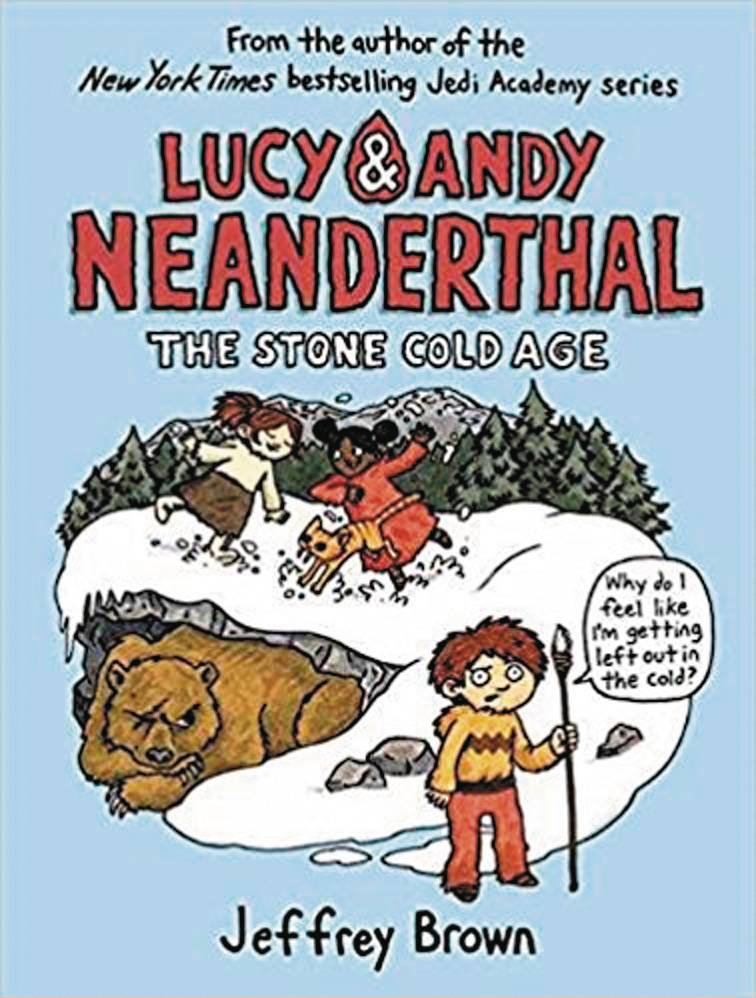 LUCY & ANDY NEANDERTHAL HC GN 2 STONE COLD AGE.jpg