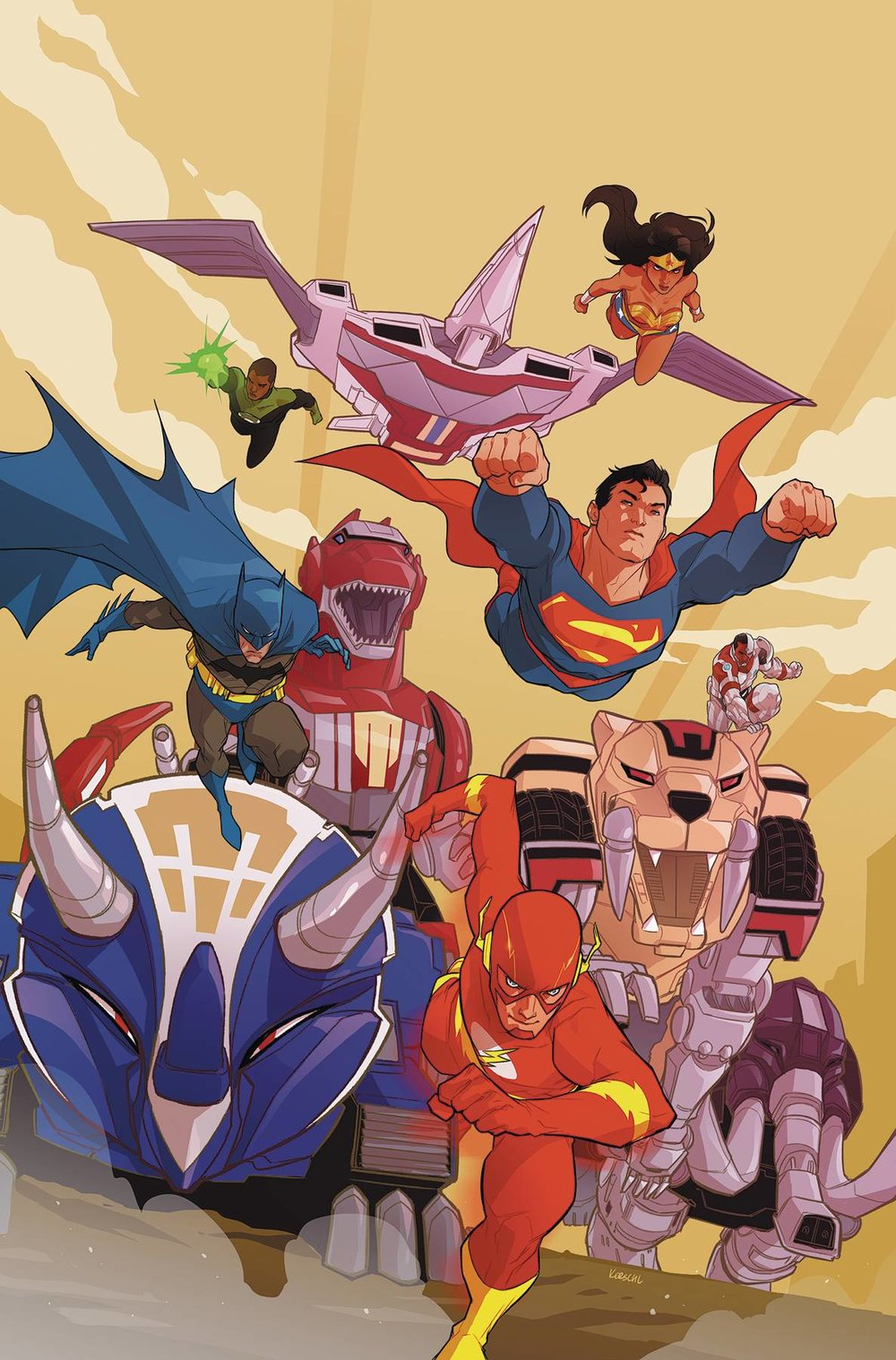 JUSTICE LEAGUE POWER RANGERS 6 of 6.jpg