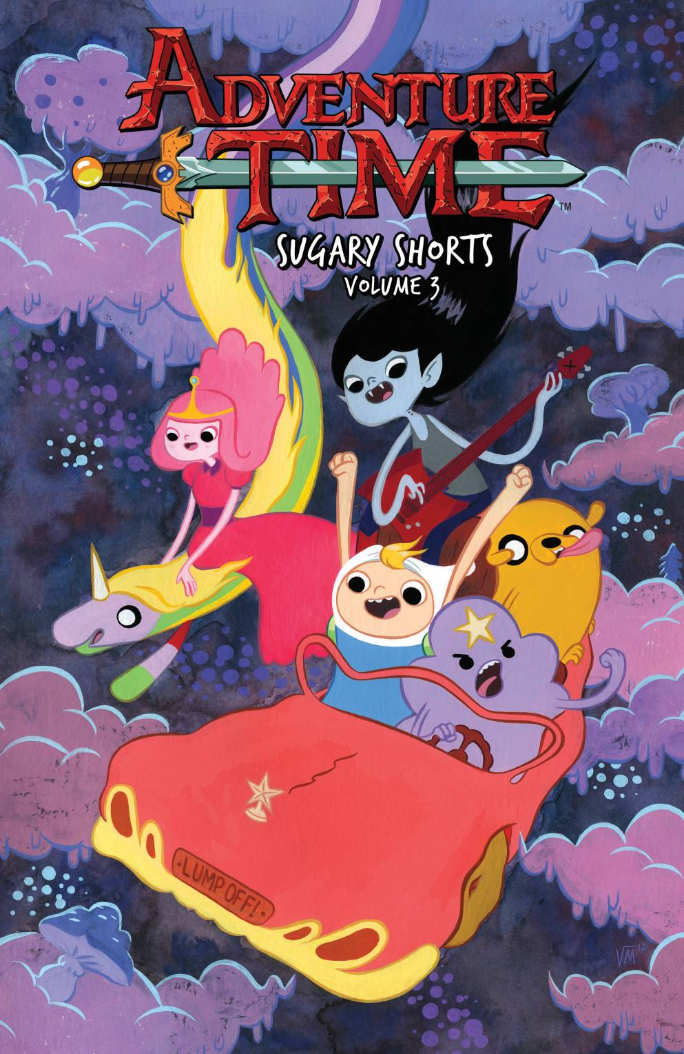 ADVENTURE TIME SUGARY SHORTS TP 3.jpg