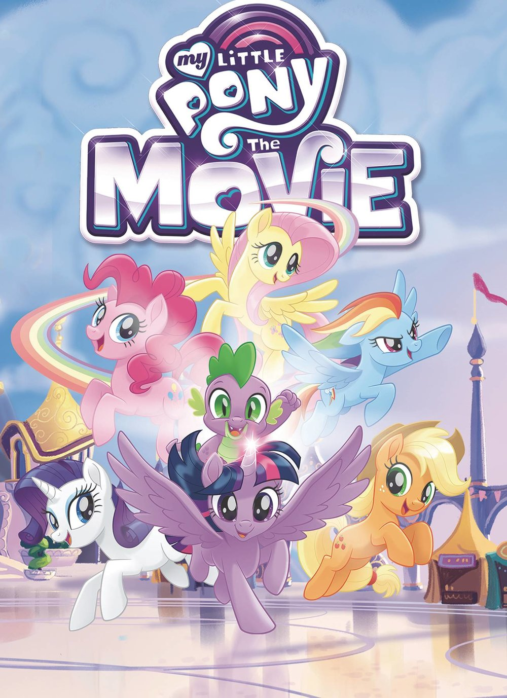 MY LITTLE PONY MOVIE ADAPTATION TP.jpg