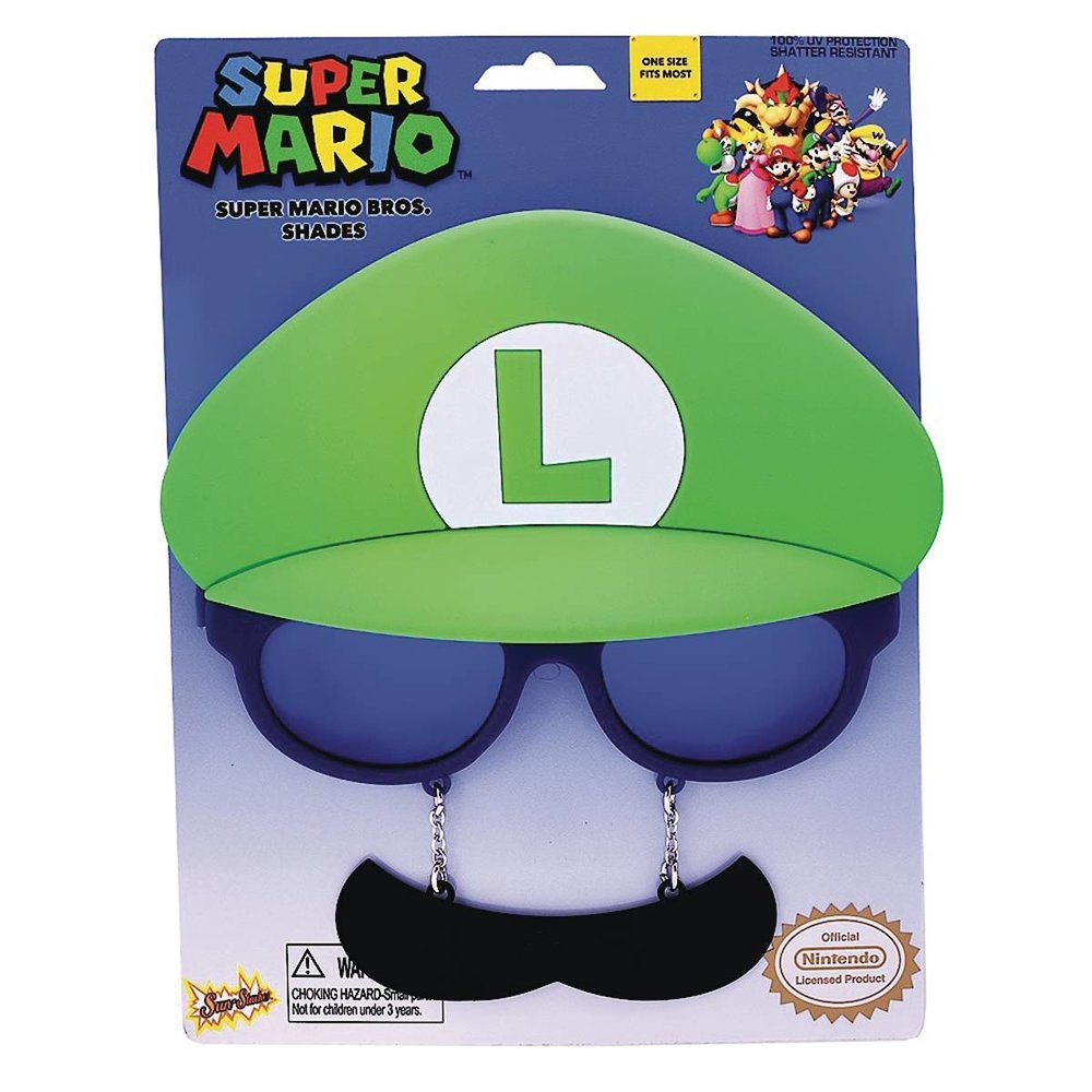 SUPER MARIO BROS LUIGI SUNSTACHES SUNGLASSES.jpg