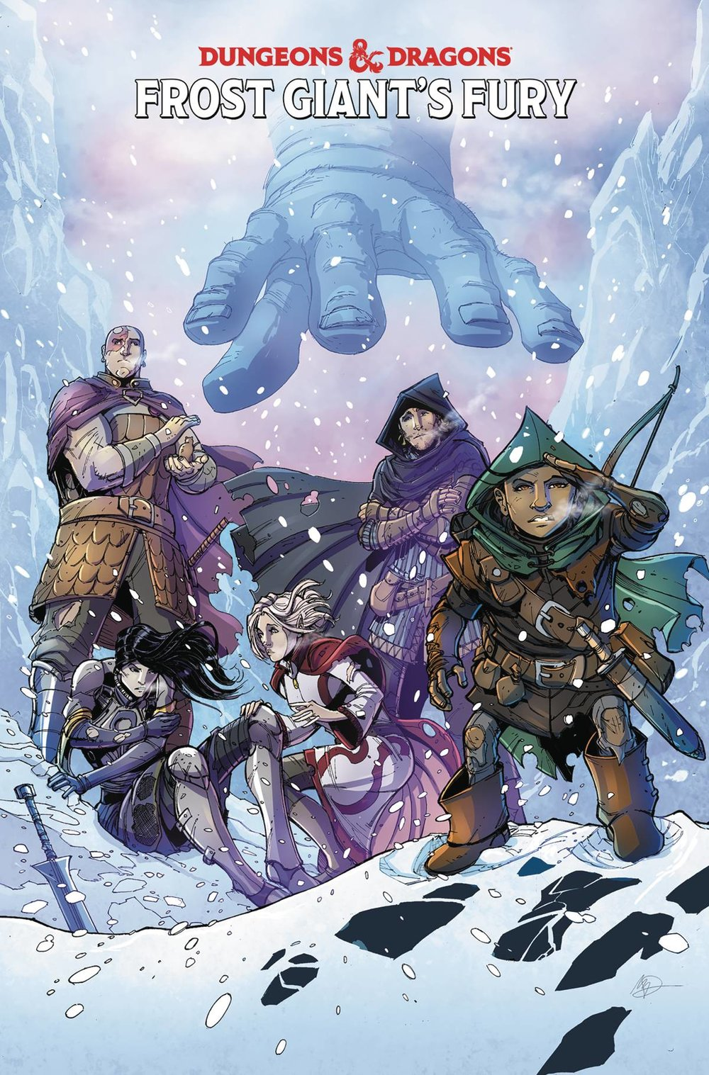 DUNGEONS & DRAGONS FROST GIANTS FURY TP.jpg