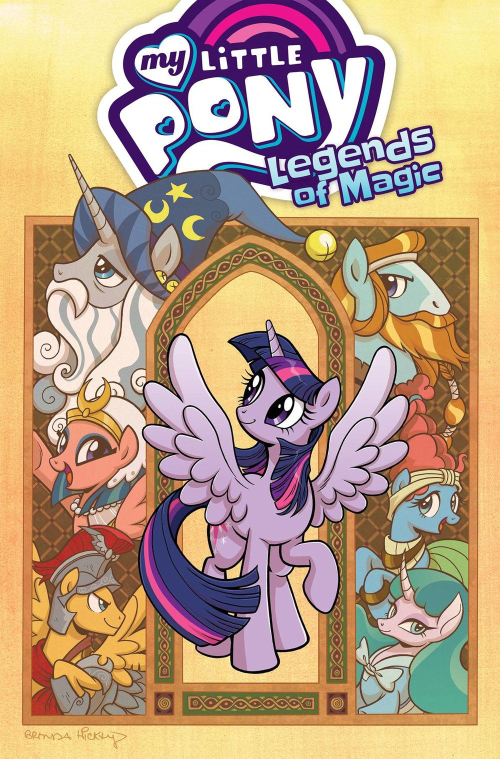 MY LITTLE PONY LEGENDS OF MAGIC TP 1.jpg