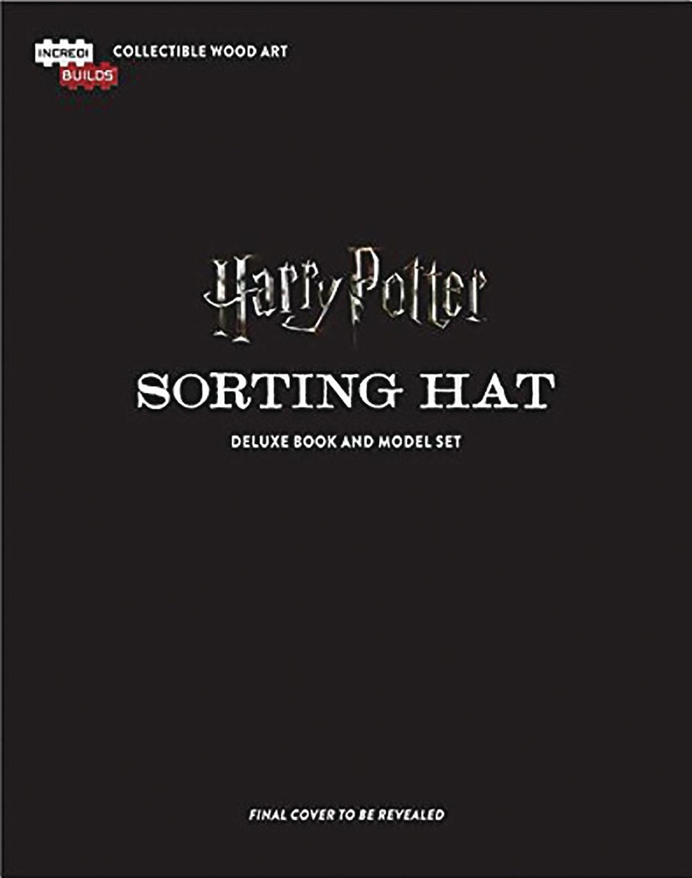 INCREDIBUILDS HARRY POTTER SORTING HAT DLX MODEL W BOOK.jpg