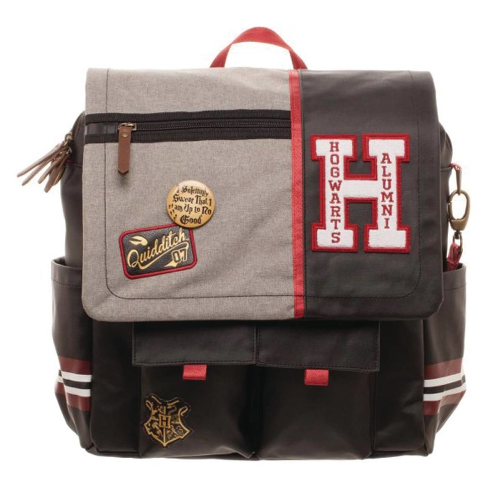 HP HOGWARTS ALUMNI UTILITY BAG CONVERTIBLE BACKPACK.jpg