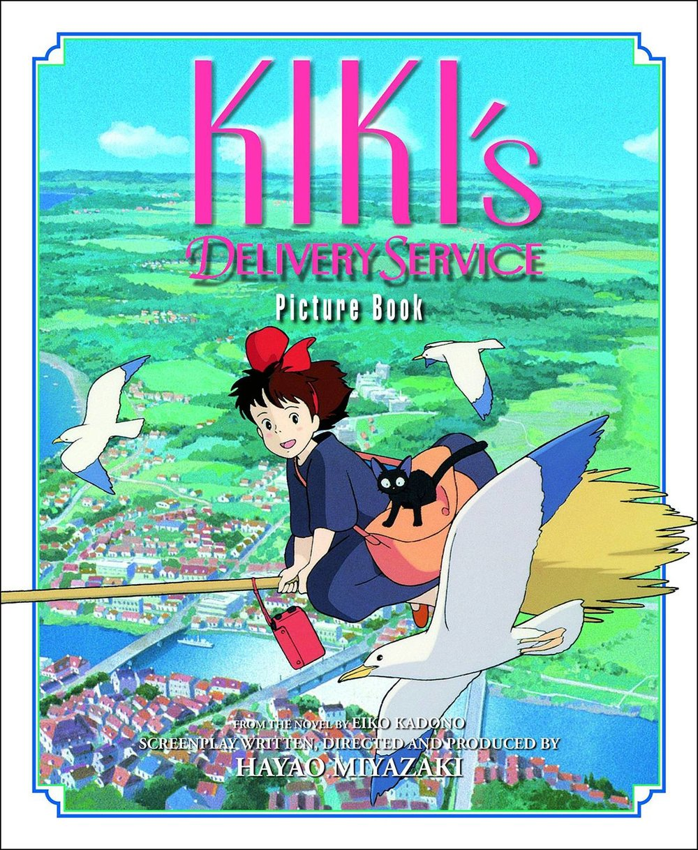 KIKIS DELIVERY SERVICE PICTURE BOOK HC GHIBLI (CURR PTG).jpg