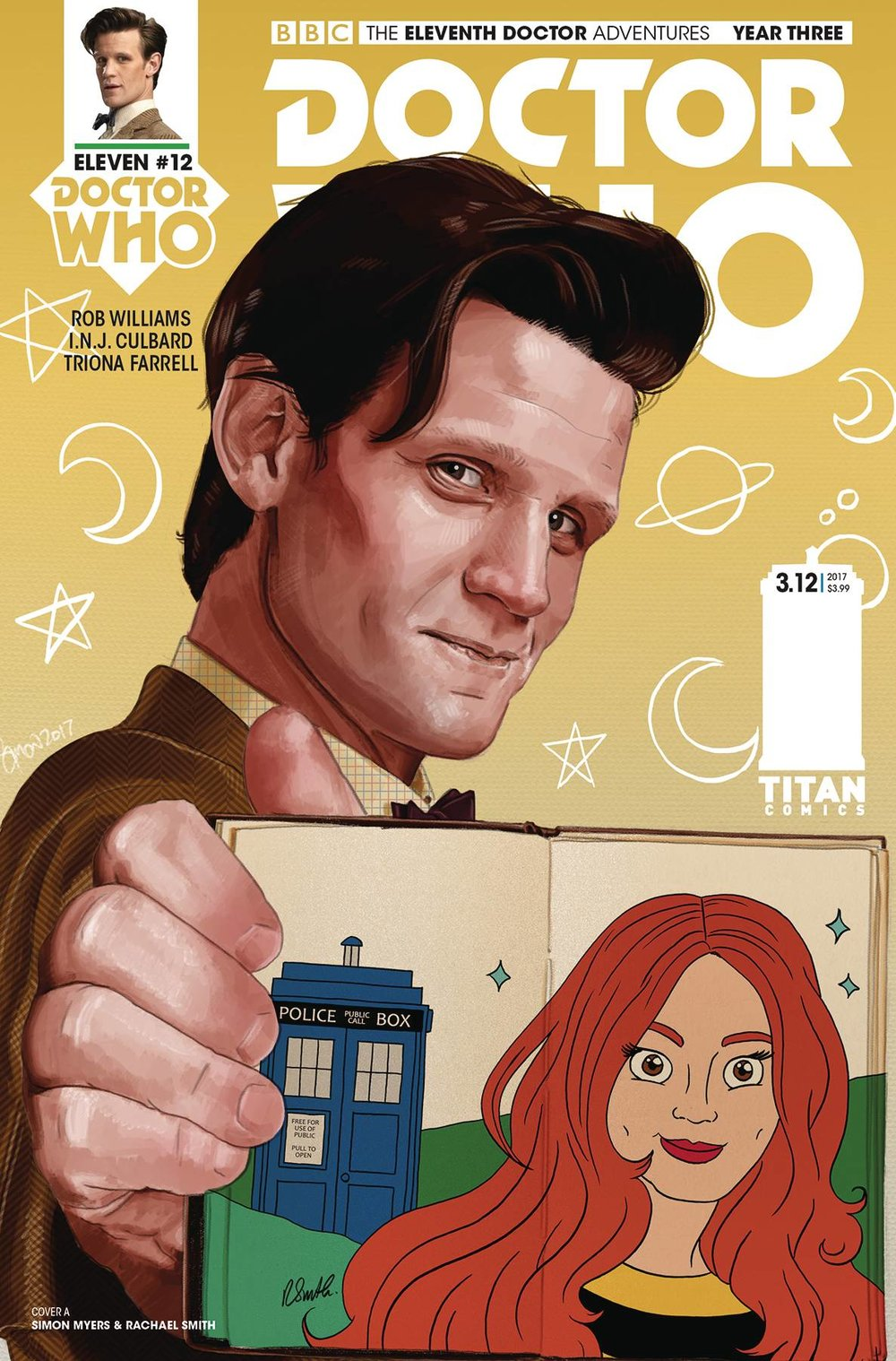 DOCTOR WHO 11TH YEAR THREE 12 CVR A MYERS & SMITH.jpg