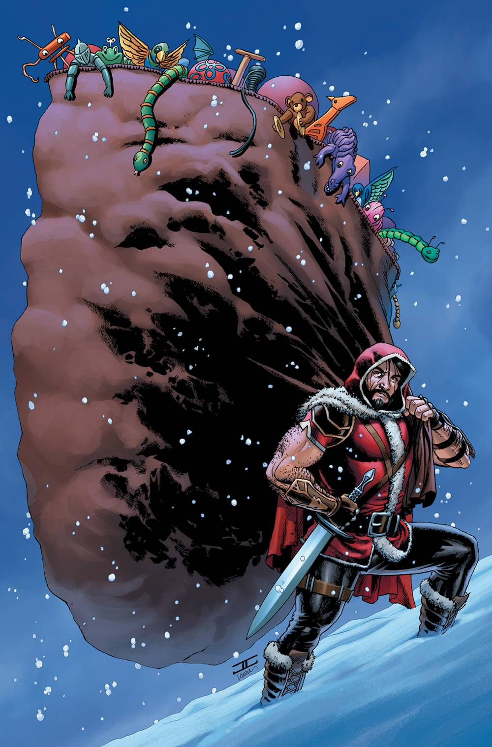 KLAUS AND THE CRISIS IN XMASVILLE 1 15 COPY CASSADAY INCV.jpg