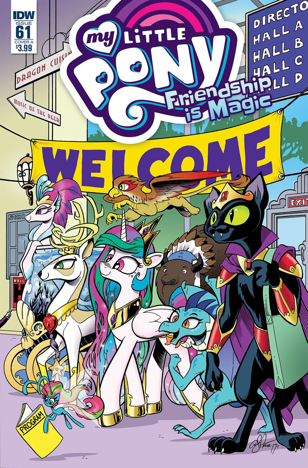 MY LITTLE PONY FRIENDSHIP IS MAGIC 61 CVR A PRICE.jpg