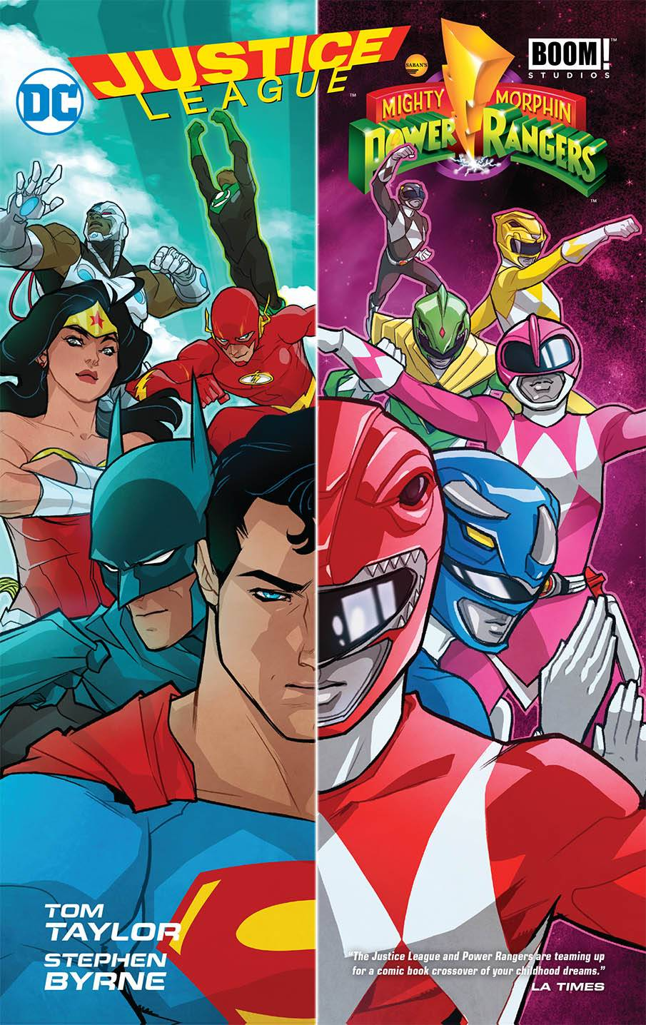 JUSTICE LEAGUE POWER RANGERS HC.jpg