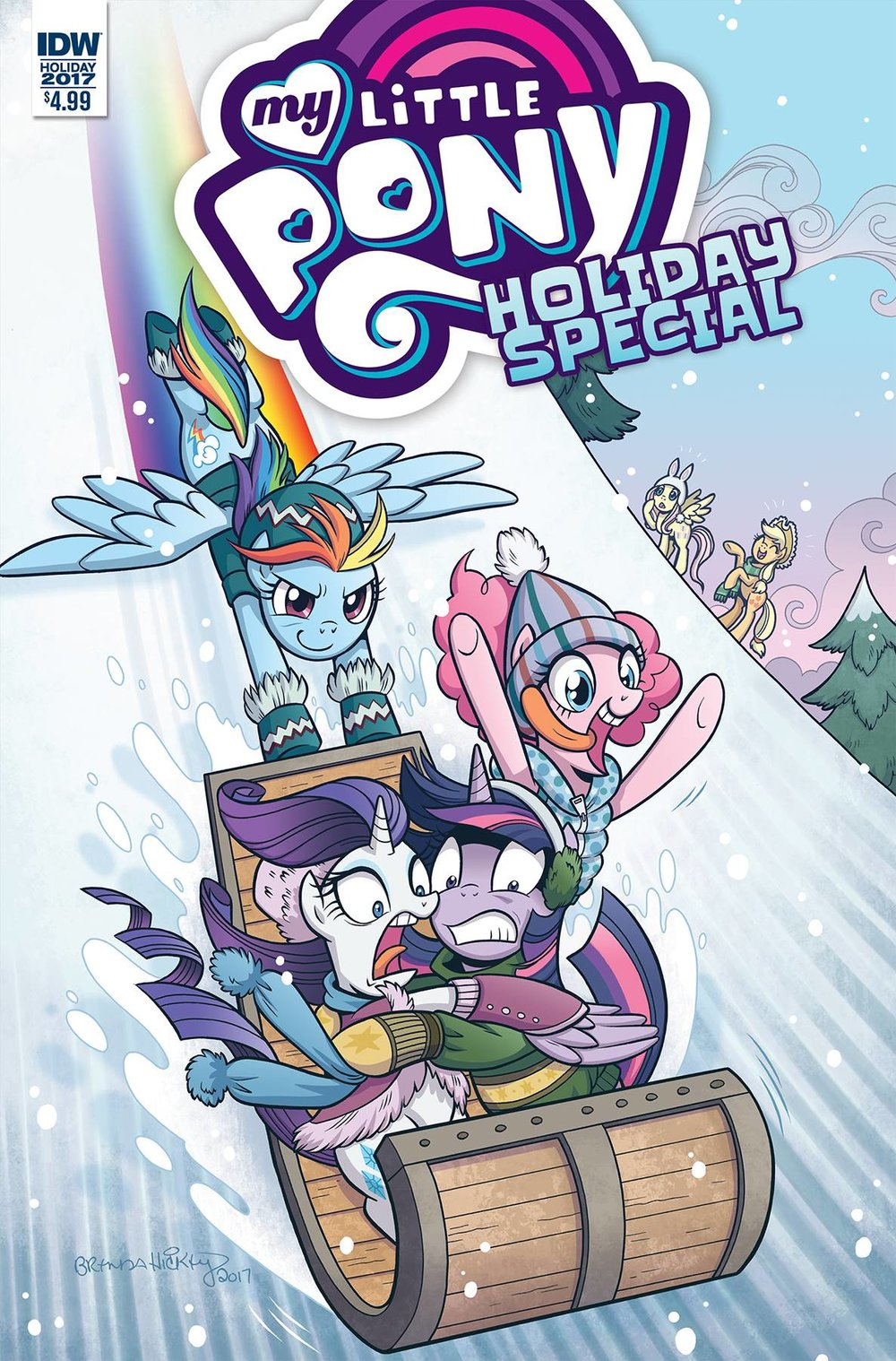MY LITTLE PONY HOLIDAY SPECIAL 2017 1 CVR A HICKEY.jpg