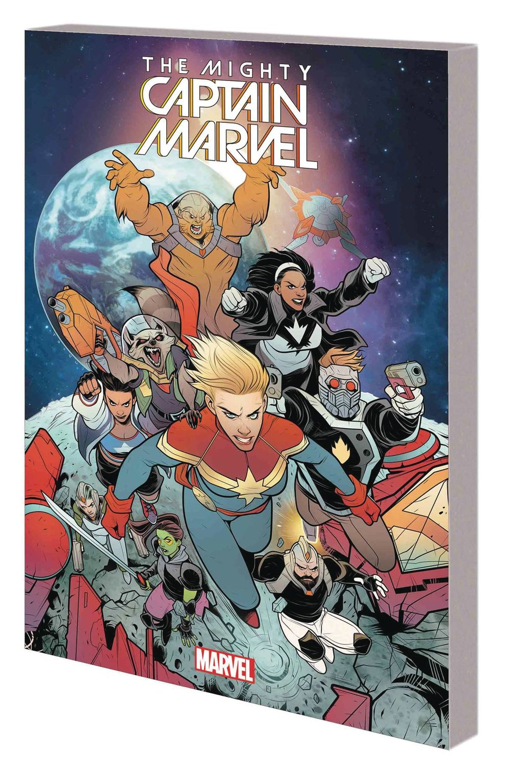 MIGHTY CAPTAIN MARVEL TP 2 BAND OF SISTERS.jpg