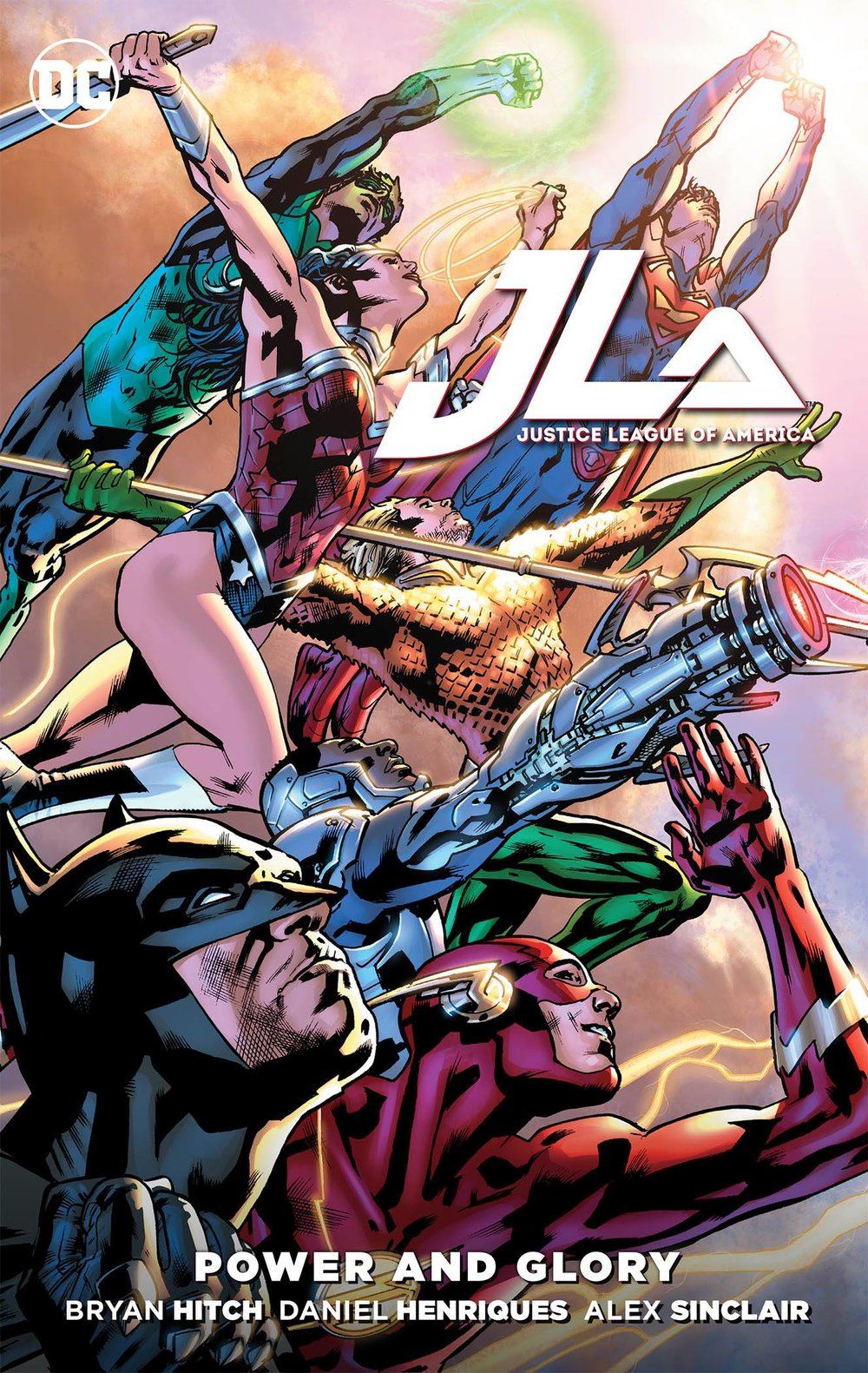 JUSTICE LEAGUE POWER _ GLORY TP.jpg