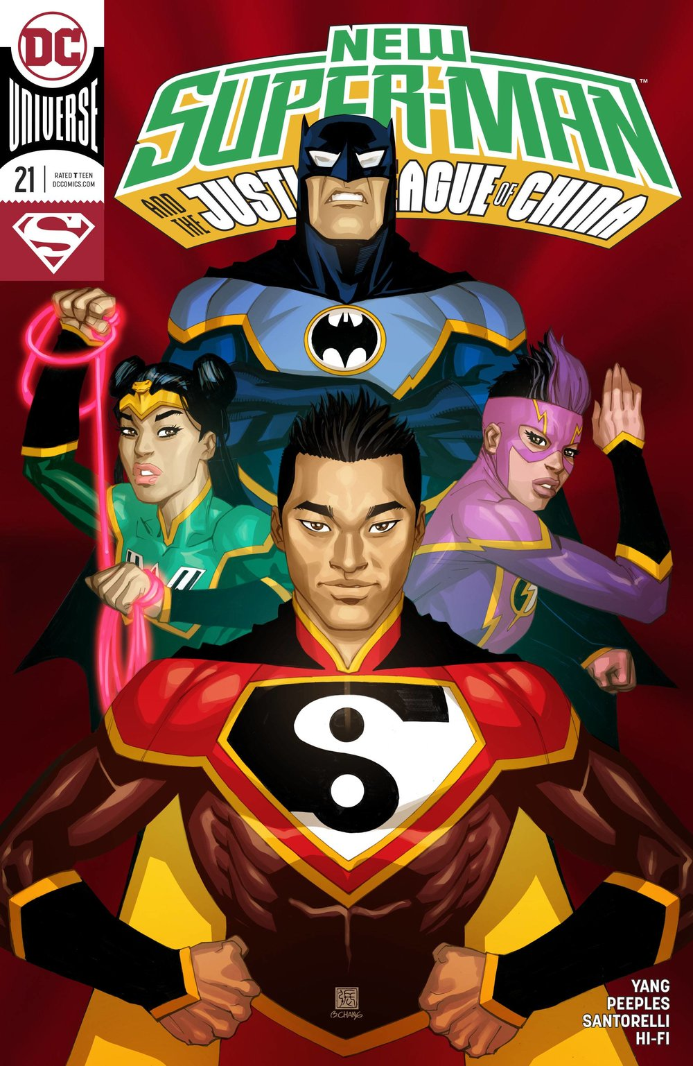 NEW SUPER MAN _ THE JUSTICE LEAGUE OF CHINA 21 VAR ED.jpg