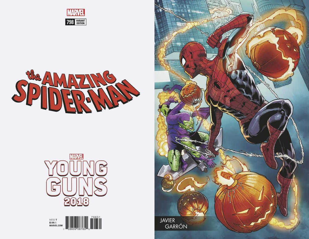 AMAZING SPIDER-MAN 798 GARRON YOUNG GUNS VAR LEG.jpg
