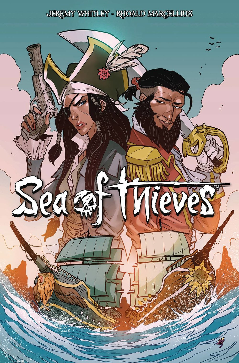 SEA OF THIEVES 2 of 4 CVR A MARCELLIUS.jpg