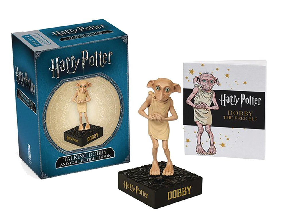 HARRY POTTER TALKING DOBBY W BOOK KIT.jpg