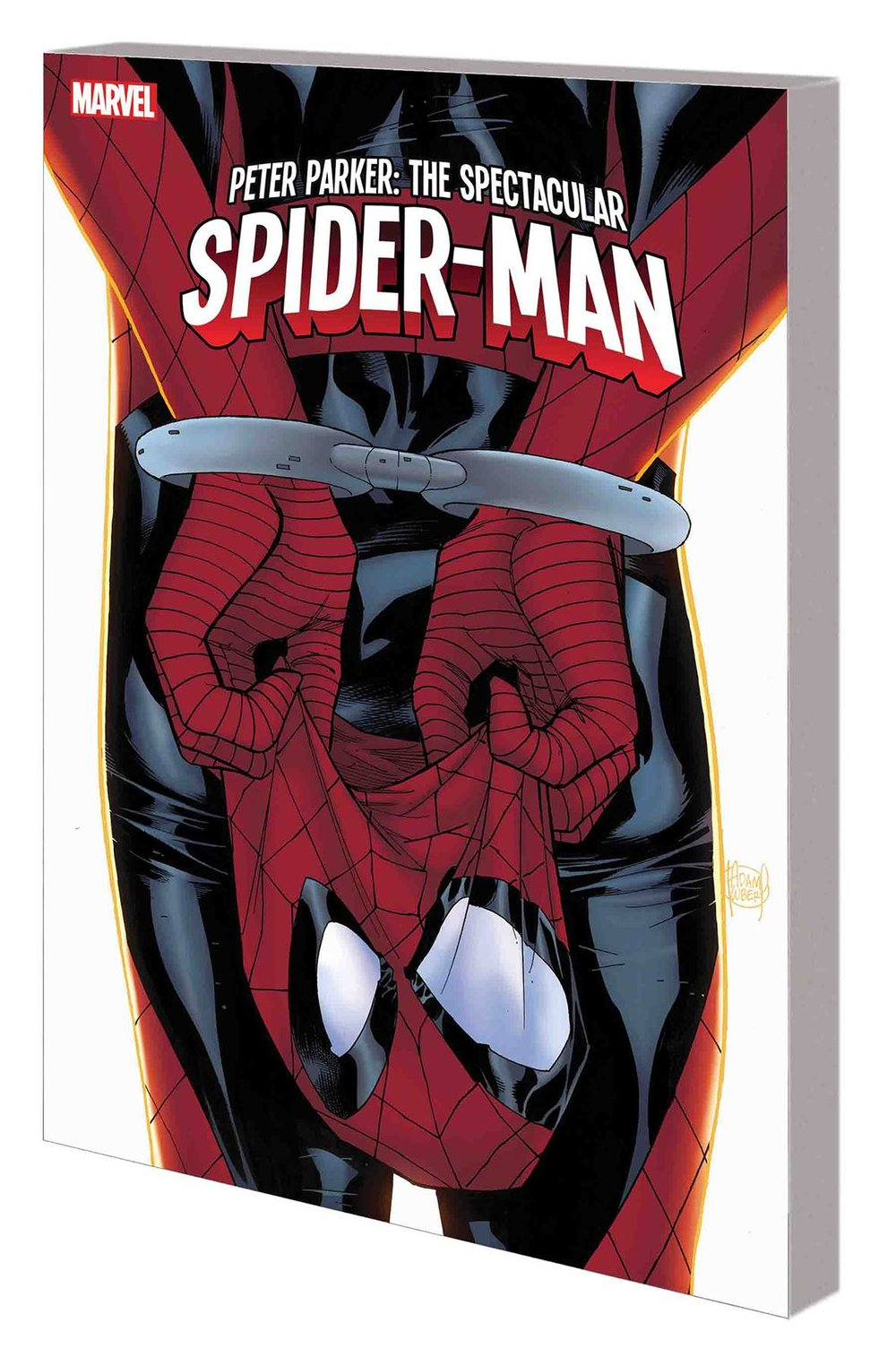 PETER PARKER SPECTACULAR SPIDER-MAN TP 2 MOST WANTED.jpg