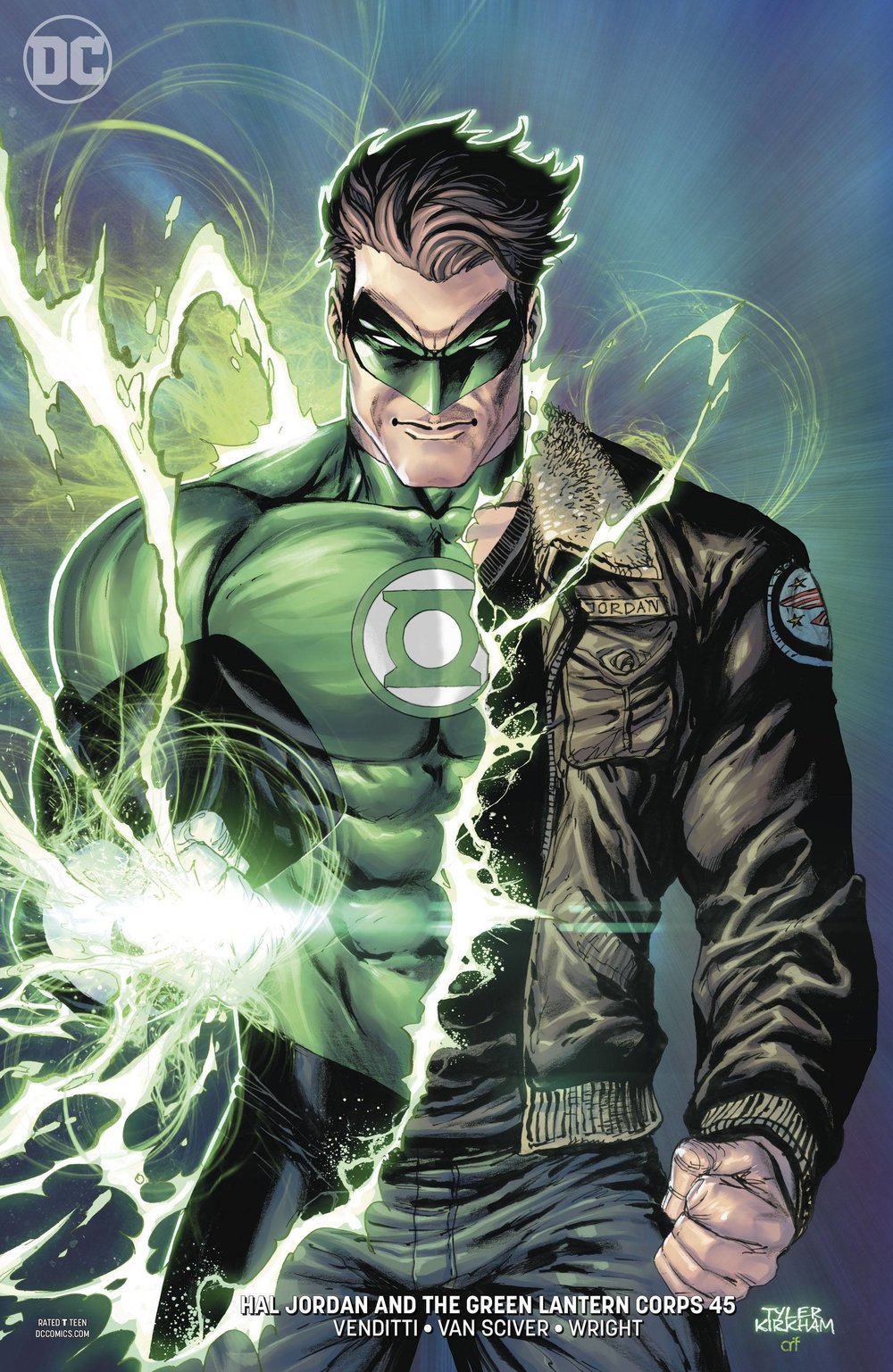 HAL JORDAN AND THE GREEN LANTERN CORPS 45 VAR ED.jpg