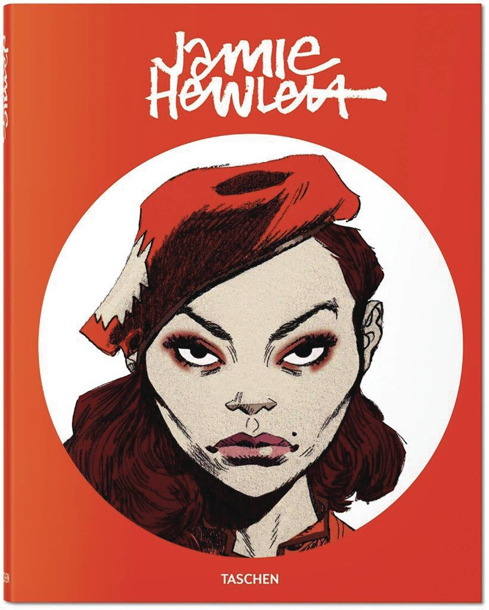 JAMIE HEWLETT INSIDE MIND OF JAMIE HEWLETT HC NEW PTG.jpg