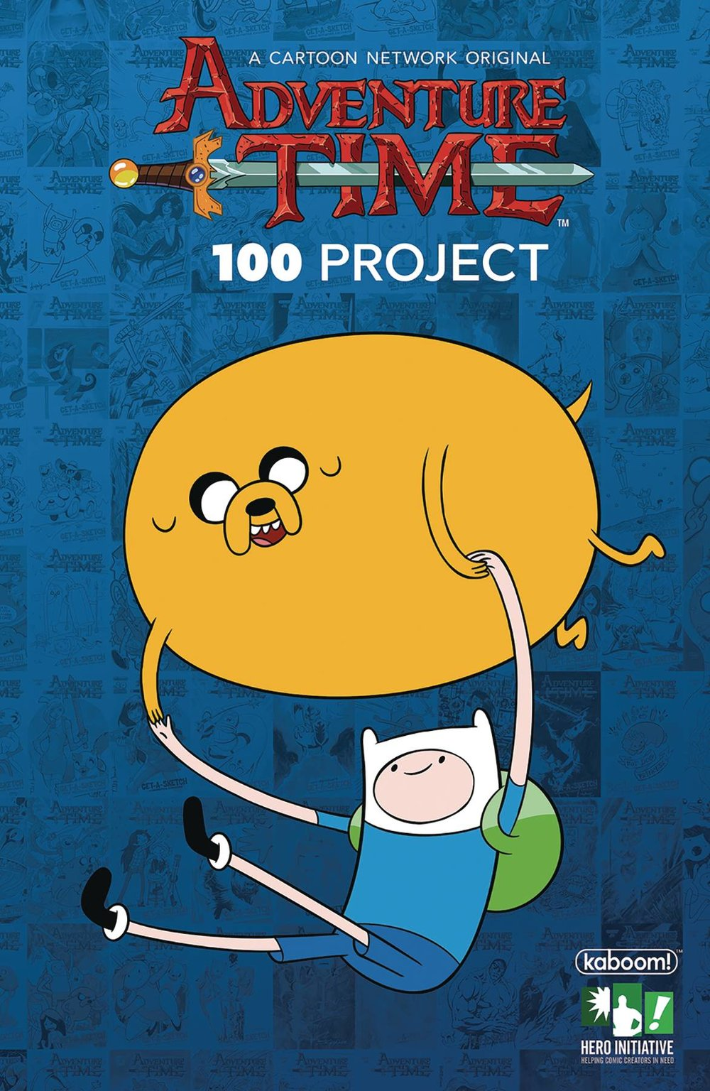 ADVENTURE TIME 100 PROJECT TP.jpg