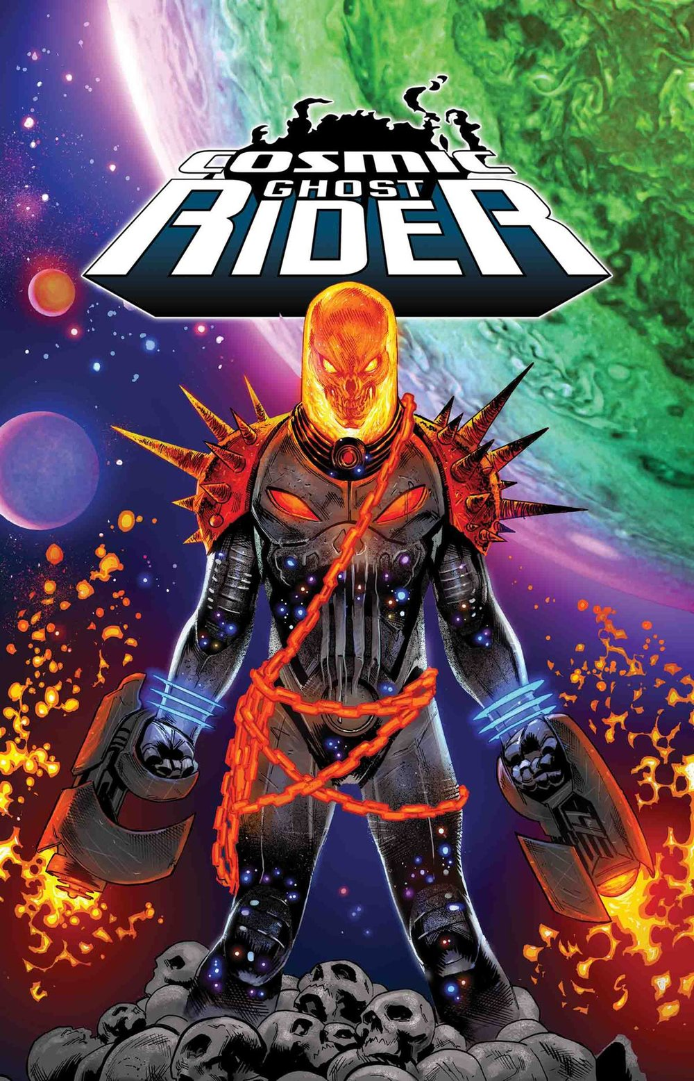 COSMIC GHOST RIDER 1 BY SHAW POSTER.jpg