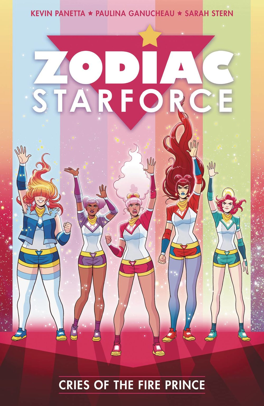 ZODIAC STARFORCE TP 2 CRIES OF THE FIRE PRINCE.jpg