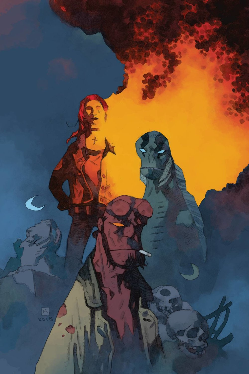 BPRD DEVIL YOU KNOW 11 CVR B MIGNOLA.jpg
