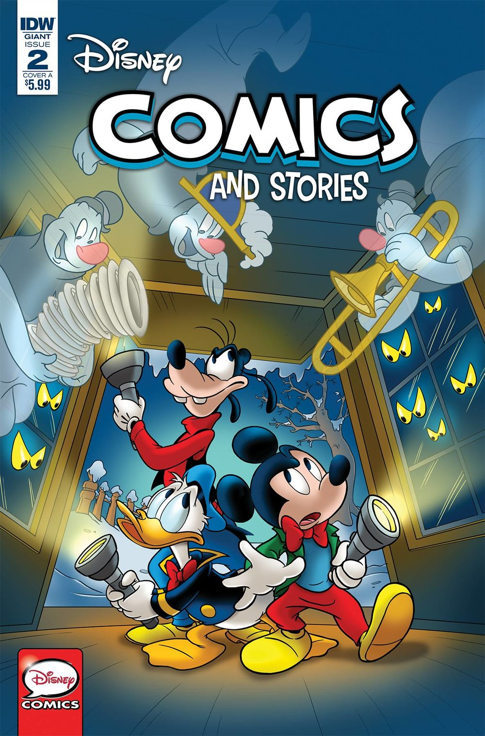 DISNEY COMICS AND STORIES 2 CVR A CAMPINOTI.jpg